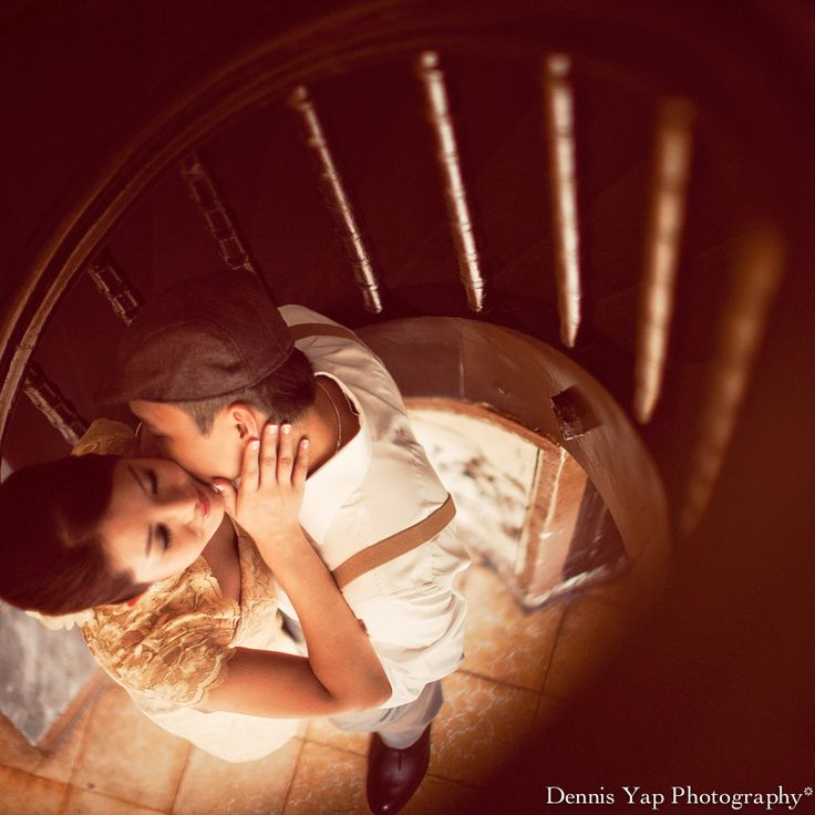 Closer Together - Albert & Angie Pre-Wedding @Paula Rukab — Dennis Yap Photography - Malaysia Wedding Photographer