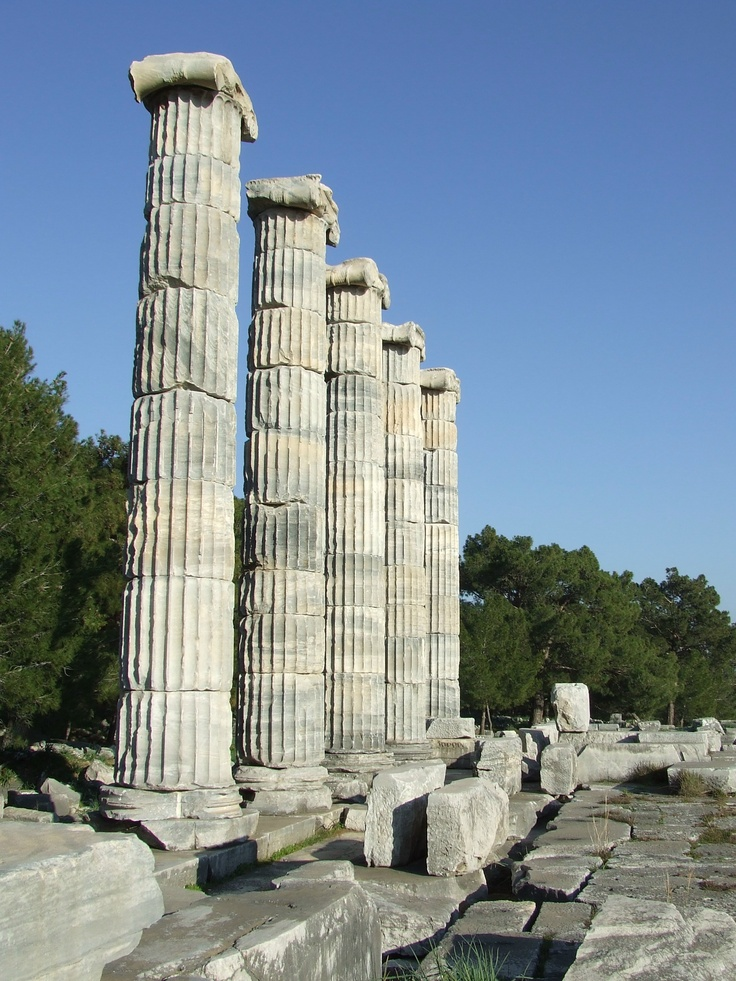 Priene, Turkey