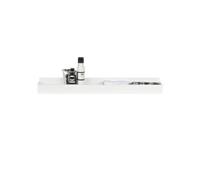 Wandplank 80 Cm.Woood Siem Wandplank Hout 80 Cm Wit