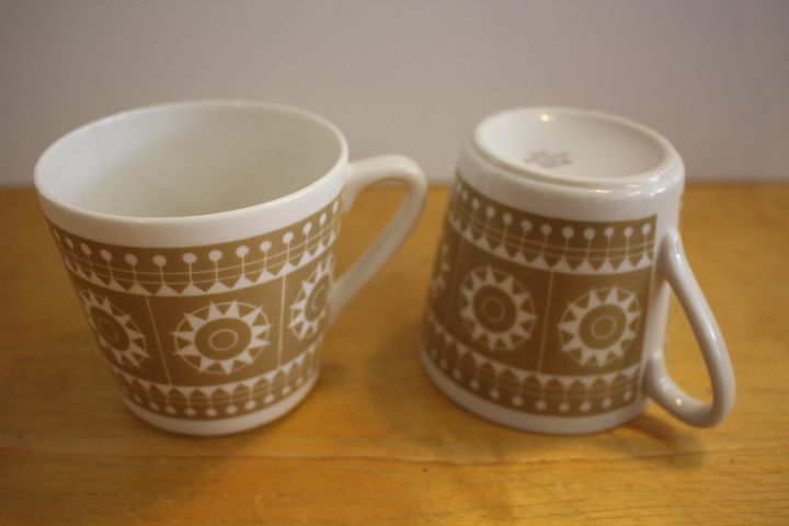 Kahvikuppi Arabia, 2kpl