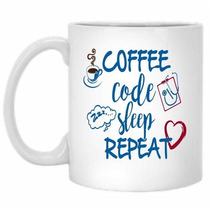 COFFEE CODE SLEEP REPEAT ICD10CM ICD10PCS ICD10CPT RHIT RHIA ICD10