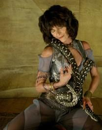 Adrienne Barbeau as Ruthie in 'Carnivale'