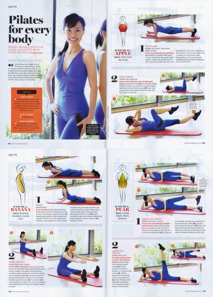 pilates fitness weight loss singapore