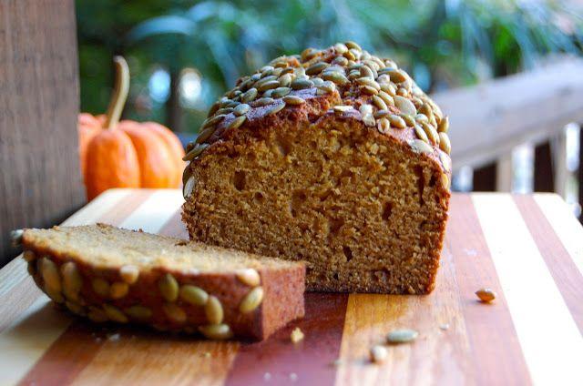 LADY GOUDA: Pumpkin Loaf | Recipes | Pinterest | Pumpkin Loaf ...