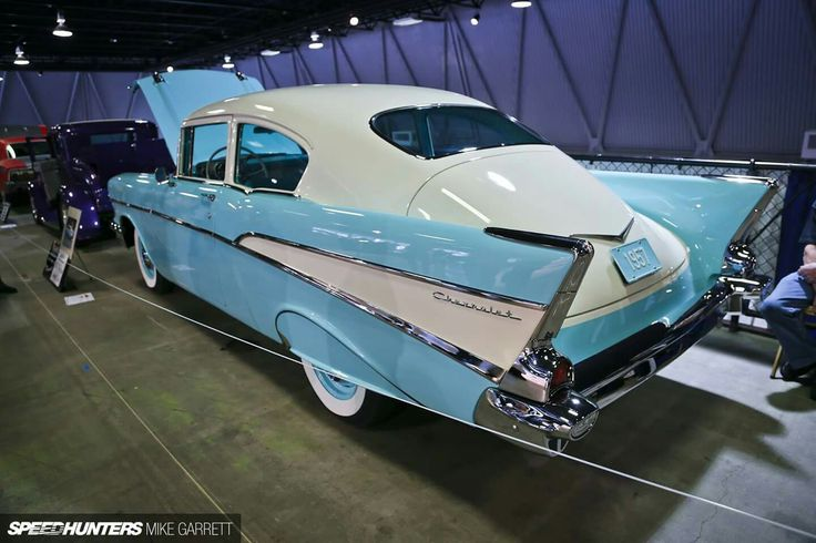 John Poole's 1957 Chevrolet Fleetline A build by Pagano Rod & Custom to recreate the original Chevrolet concept car