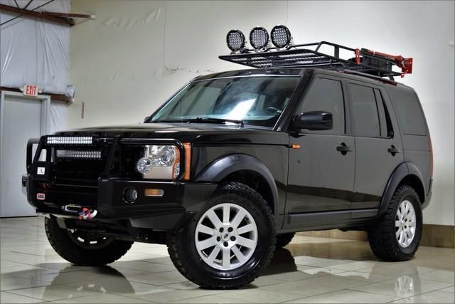 Salag25475a310230 2005 Land Rover Lr3 Hse Lifted Converted Suspension Fully Loaded Black On Black Land Rover Used Land Rover Land Rover Discovery