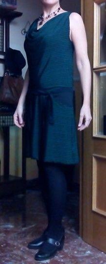 Confeccion Vestido punto 2011