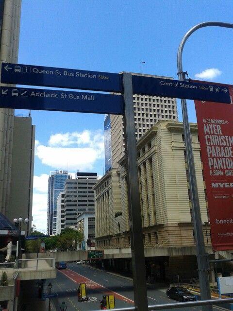 #Brisbane