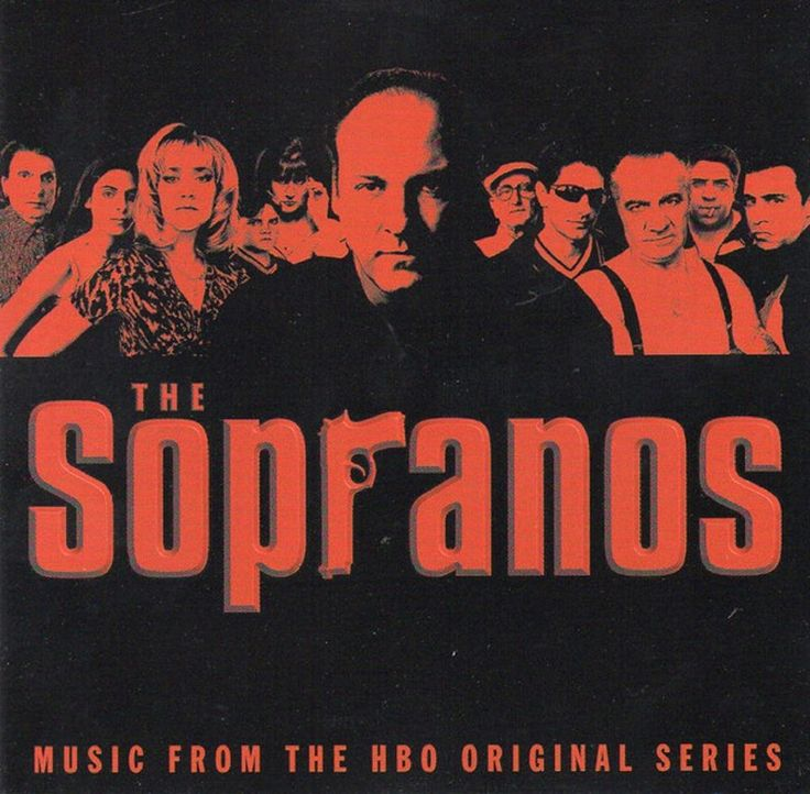 The Sopranos-Music From The HBO Original Series CD