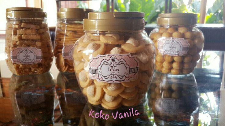 La'Bakery Koko Vanila