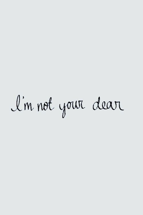 Dear Maxon, I would be your dear. -love Aurora Michael.