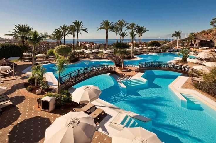 MeliaJardinesTeide_Piscina_hoteles preferidos espanoles
