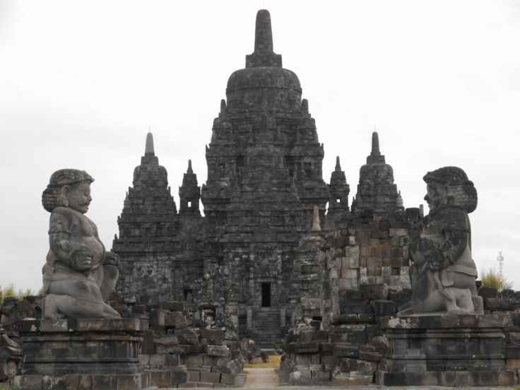 Candi Sewu #Prambanan #Indonesia
