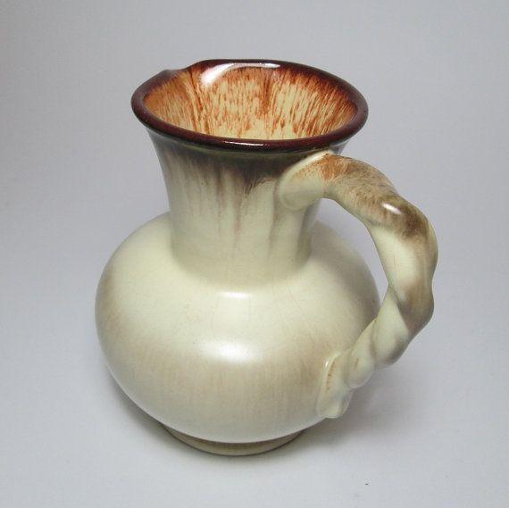 Vintage Vase West German Pottery Carstens Keramik 422 by PeteStop