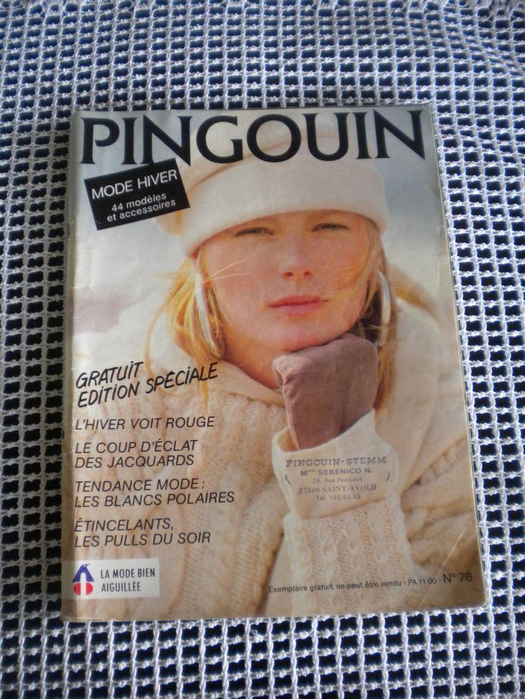Catalogue Pingouin Hiver : Matériel Tricot par l-atelier-de-nanie-tricot