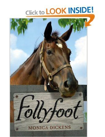 Follyfoot by Monica Dickens - a well written book about horses, the heroine is Callie - it was also a TV show years ago.