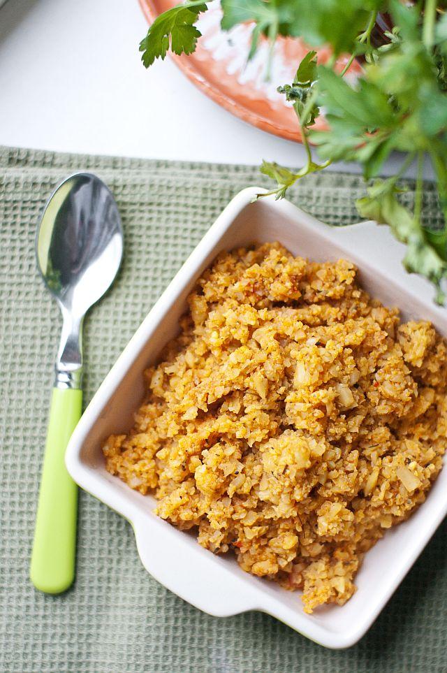 Curry z kalafiora ~ Nie umiem gotować! - Paleo przepisy dla każdego
