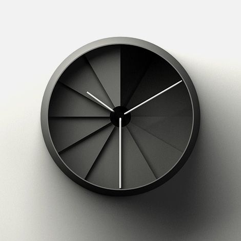 4th Dimension clock Product Design #productdesign                                                                                                                                                                                 More