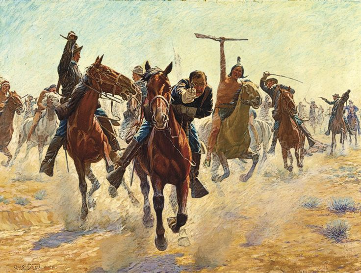 indian frontier wars The struggle for the plains was an unequal one, with the us government putting great pressure on native americans  the permanent indian frontier  indian wars of 1860-1867 little crow's .