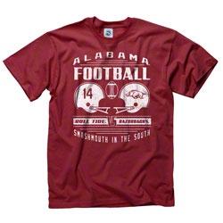 Alabama Crimson Tide vs Arkansas Razorbacks Rivalry T-Shirt - http://www.fansedge.com/Alabama-Crimson-Tide-vs-Arkansas-Razorbacks-Retro-Clash-Rivalry-T-Shirt-_517870383_PD.html?social=pinterest_pfid42-53668:  T-Shirt, Breast Cancer Awareness, Indiana Hoosier, Arkansas Razorbacks, Alabama Crimson Tide, Arches Tshirt, T Shirts, Ii Tshirt, Sweet Sixteen