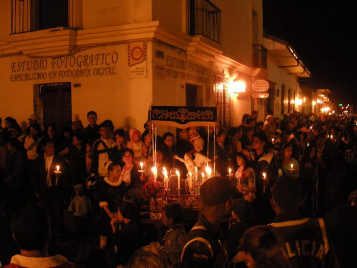 Semana Santa en Popayan, Cauca