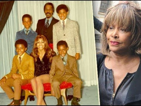 Shocking, Tina Turner Abandoned Her ill Son. Her Daughter-in-law Is Now ...