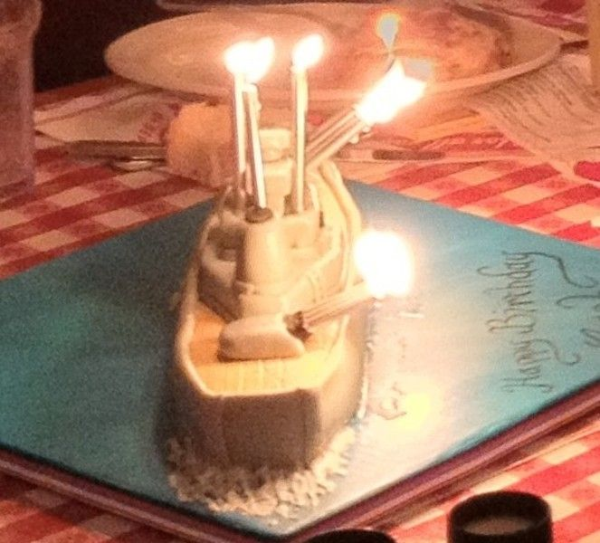 Th Birthday Cakes Ideas