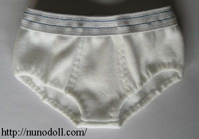 Nuno life: underwear pattern/tutorial for boy doll
