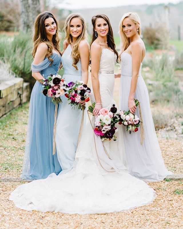 100 Best Images About Mix And Match Bridesmaids Dresses On