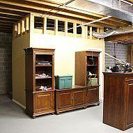 basement ideas man cave.  https i pinimg com 736x f5 86 95 f5869503842d8f6