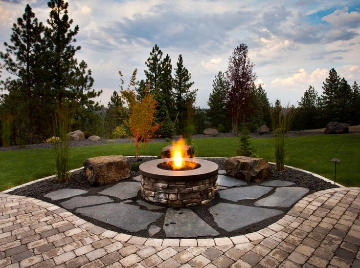 Cool Fire Pit Ideas: Best 25+ Cool Fire Pits Ideas On Pinterest