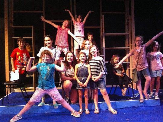 Company of Friends Theatrical Production Atlanta, Georgia  #Kids #Events