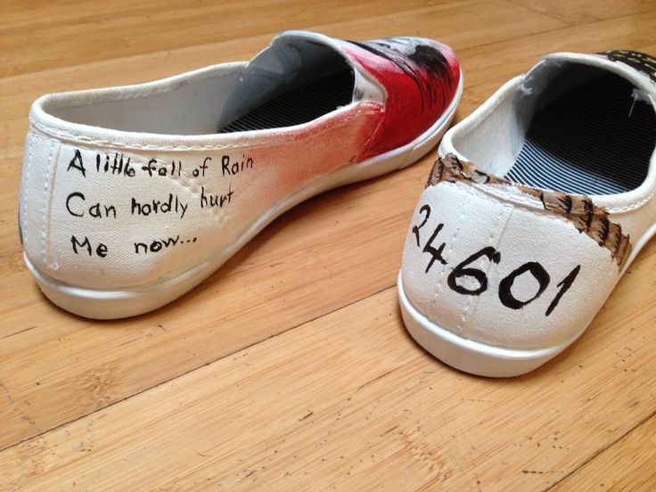 """les miz shoes See matarazzo stepping on stage and into the shoes of the les mis's leading  man, jean valjean, with a rendition of """"bring him home"""" below."""