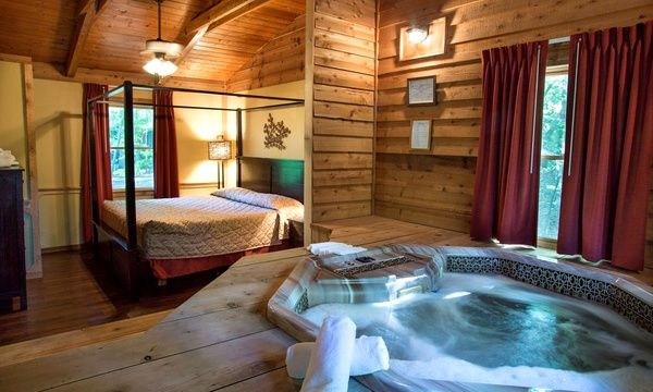 Rustic Resort Near Chattahoochee National Forest Resorts In