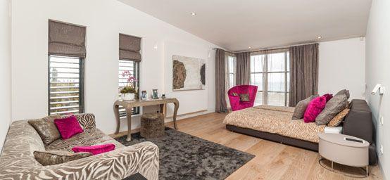 dormitorio, diseño, decoración, lujo