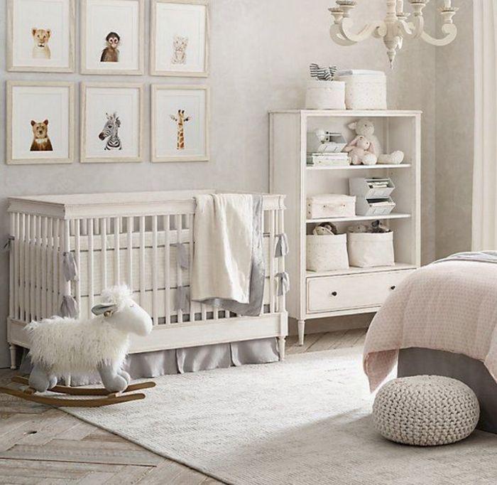 1001 Idees Geniales Pour La Decoration Chambre Bebe Ideale