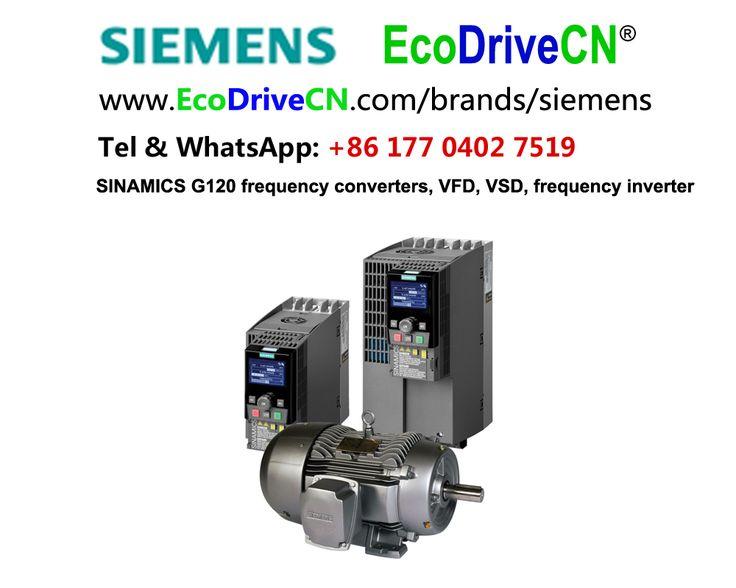 Siemens SINAMICS VFD, frequenzumrichter, variador de frecuencia, inversores de frequencia, Biến Tần. www.EcoDriveCN.com/brands/siemens EcoDriveCN® drives in Northern Africa (North Africa: www.EcoDriveCN.com/areas/northern-africa/