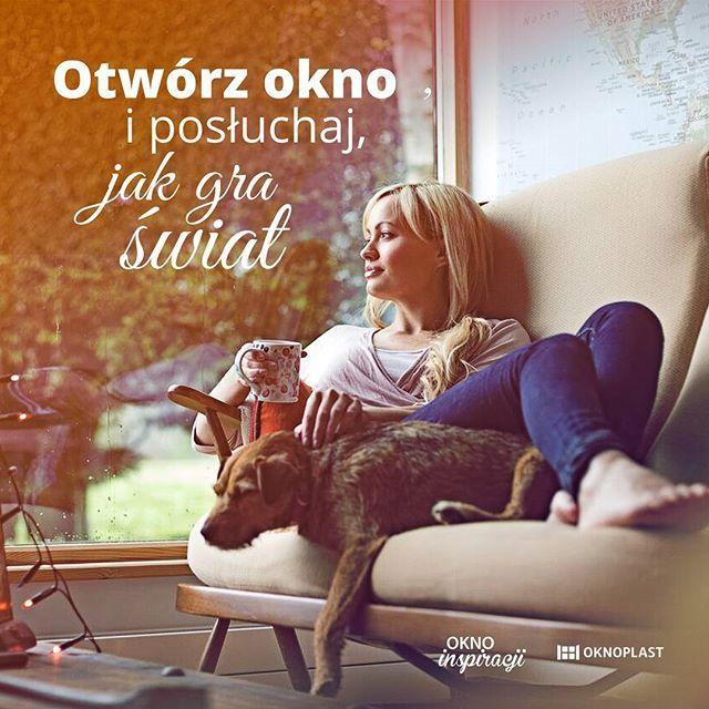 Weekendu pełnego relaksu! :) #weekend #piątek #wolnyczas #relaks #okno #okna #okno #dom #mieszkanie #aranżacjawnętrz #aranzacjawnetrz #Oknoplast #OknoInspiracji