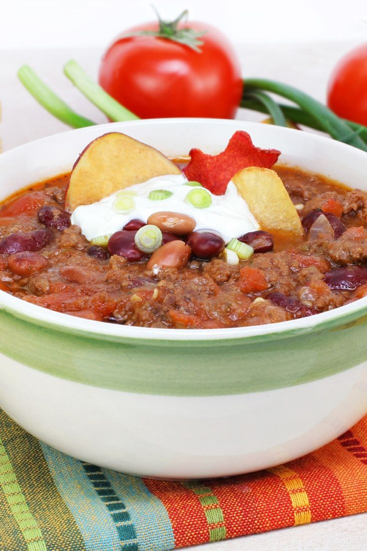 Low Fat Taco Soup – Weight Watchers (6 Points)