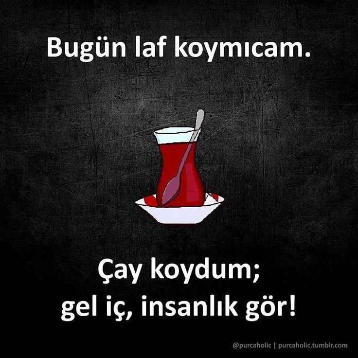 """106 Beğenme, 13 Yorum - Instagram'da Murat Purç (@purcaholic): """"Bugün laf koymıcam. Çay koydum; gel iç, insanlık gör! #laf #koymak #insanlık #alay #alayına…"""""""