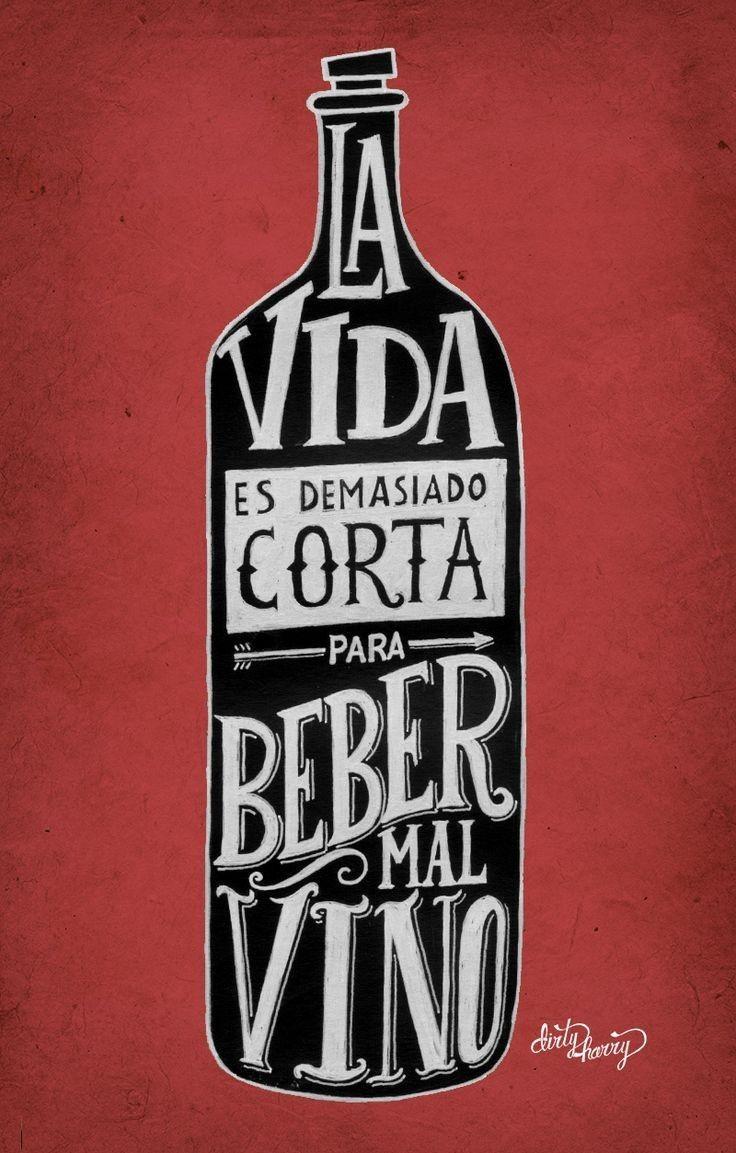 Pin De Oriana Barrera En Fondos En 2020 Vinos Frases Frases De Cervezas Frases De Bar