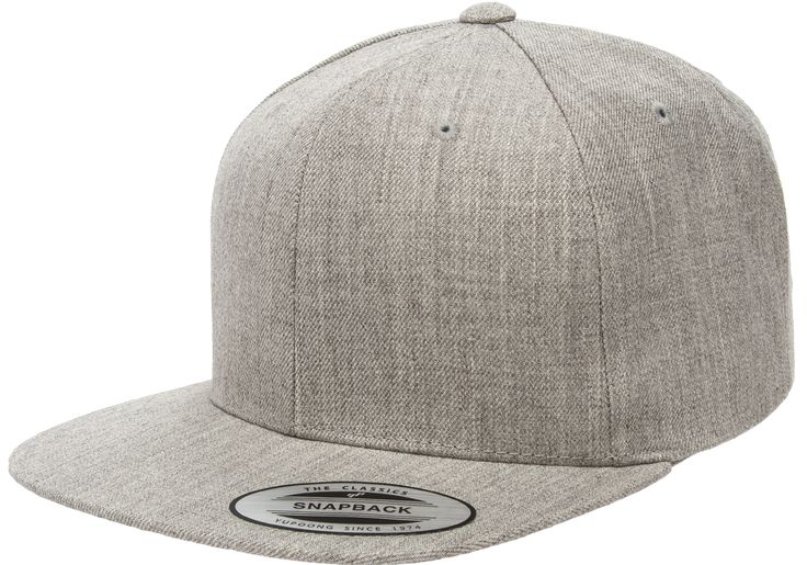 Grab this Flexfit 6089M Heather Grey Premium Classic Snapback Hat! Go get it now only at www.TheCapGuys.com. Matching plastic snap. Hard buckram. Classic green undervisor. #flexfit #snapback #premium #grey #heather #6089M #logo #hat #cap #fashion #swag #me #style # #tagsforlikes #me #swagger #jacket #shirt #dope #fresh #swagger