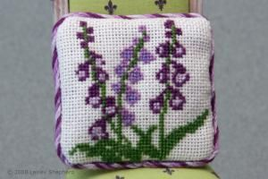 Free Charts and Tips  for Miniature Needlework Projects: Finishing Ideas for Miniature Needlework