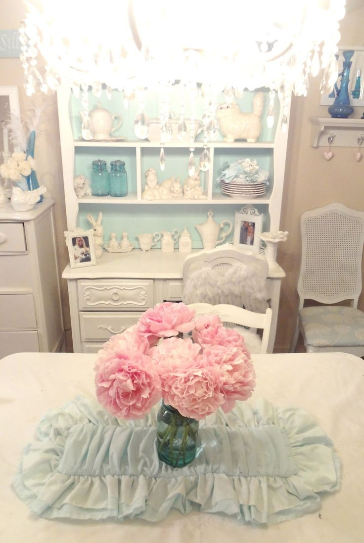 Blue shabby chic bedding - Shabby But Chic Simply Shabby Chic At Dollar Tree No Way