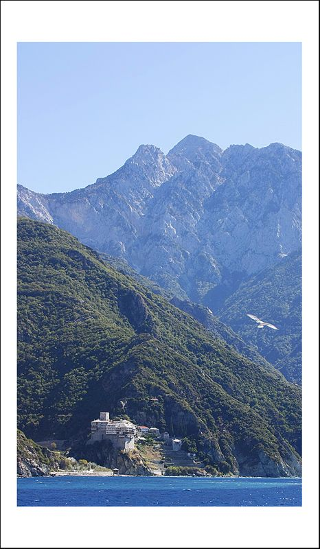 Pantokratoros monastery - Athos, Halkidiki, Greece Copyright: Serghei Pakhomoff