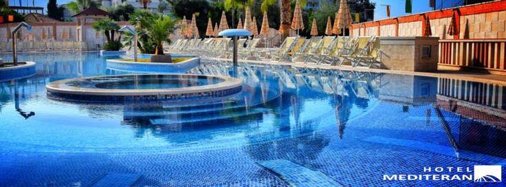 Hotel Mediteran **** Becici, Budva Montenegro