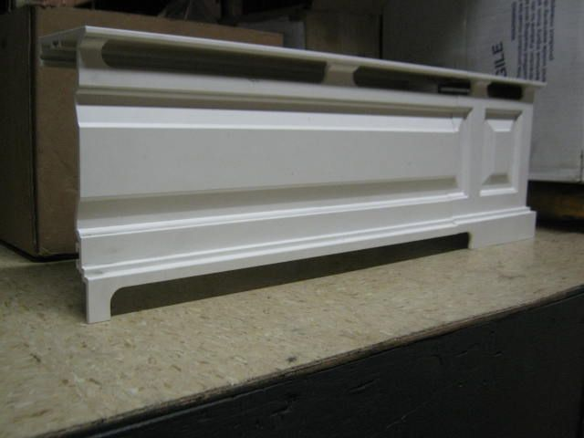 Good Looking Hydronic Baseboard Heating? - HVAC - DIY Chatroom - DIY Home Improvement ForumHydronic Heat, Baseboards Heater, Heat Covers, Baseboards Aluminum, Hydronic Baseboards, Aluminum Covers, Wooden Covers