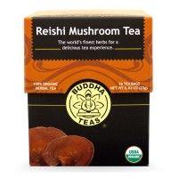 Reishi Mushroom Tea – A lesser-known mushroom tea of fine quality