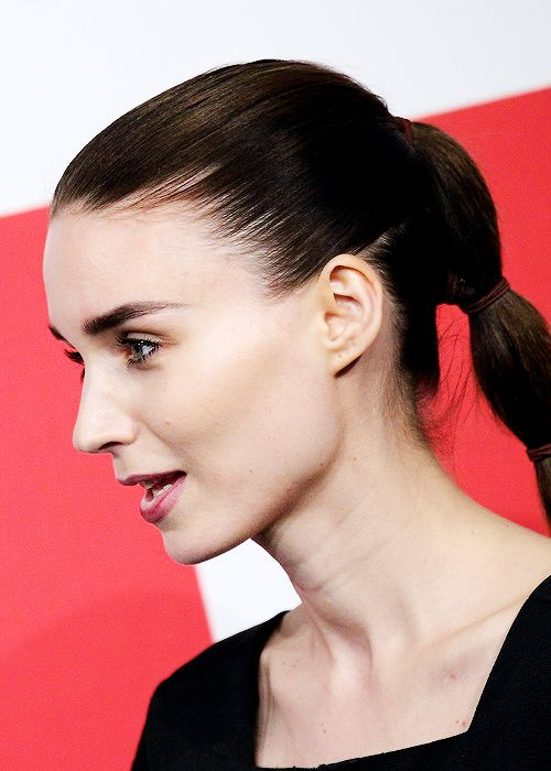 Rooney Mara - 'Her' Premieres in Rome