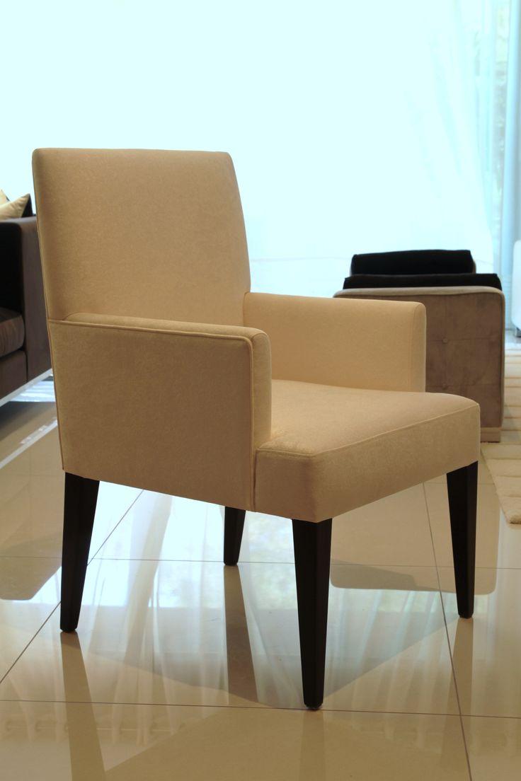 sillon duna perfecto para cabecera de mesa de comedor de